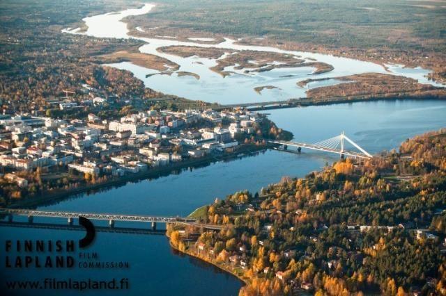 Rovaniemi, Finnish Lapland. Photo by Jani Kärppä. #filmlapland #arcticshooting #finlandlapland