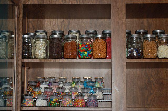 Baking cabinet! by pinktib04, via Flickr