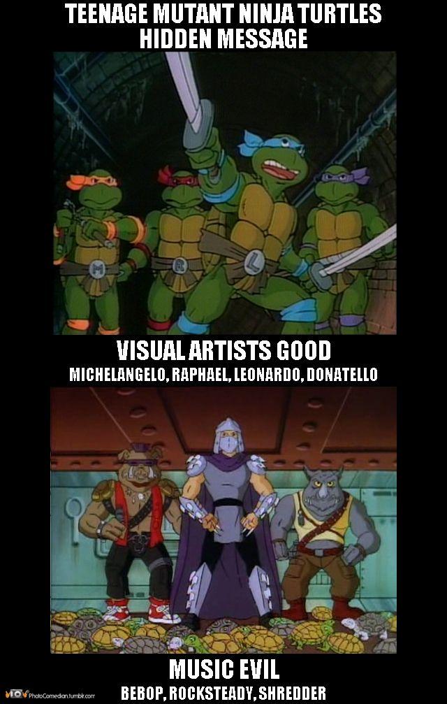 Raphael Michelangelo Leonardo Donatello