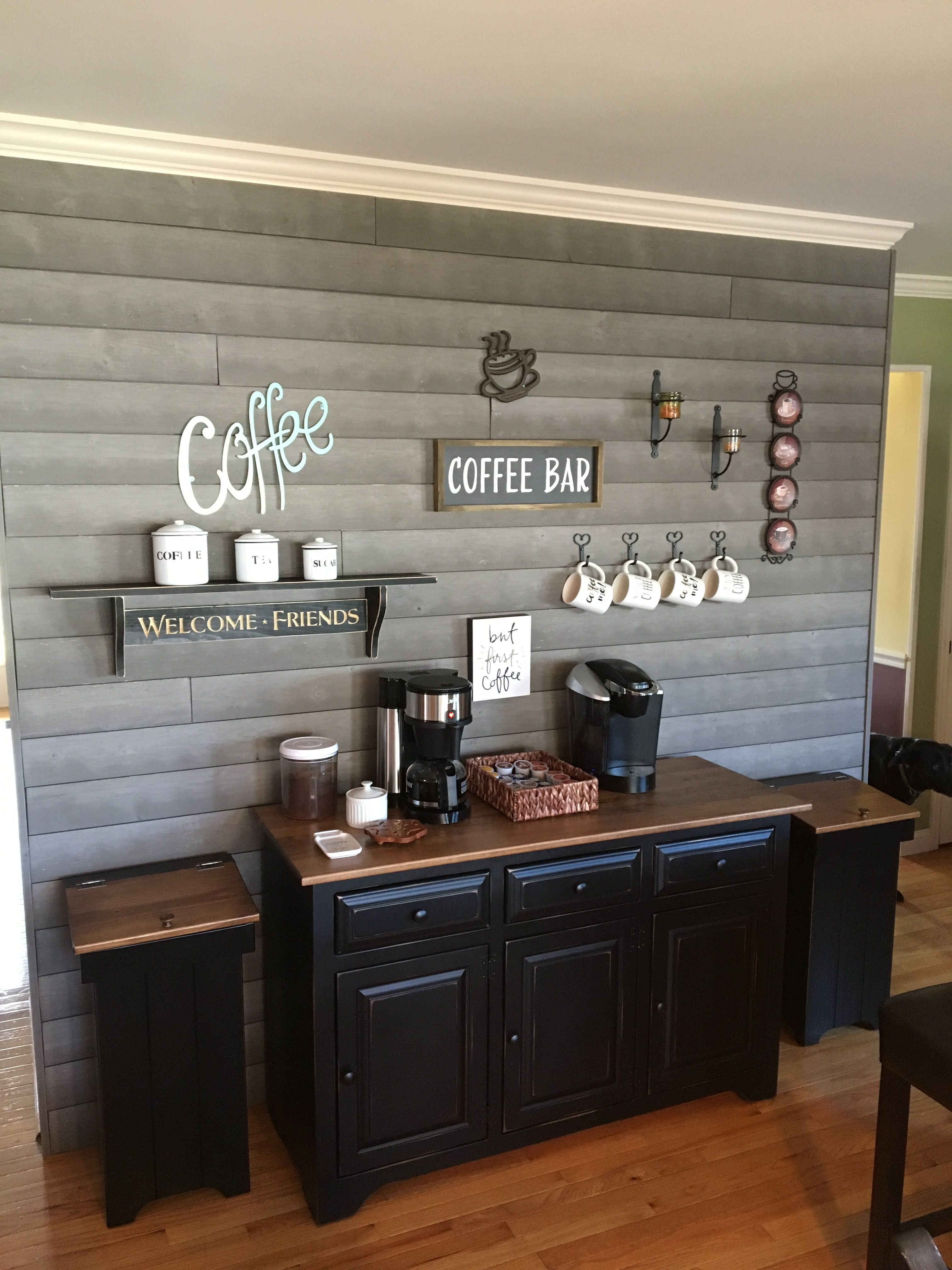Best Coffee Bar Table Ideas