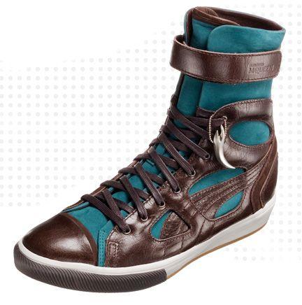 alexander mcqueen shoes men puma