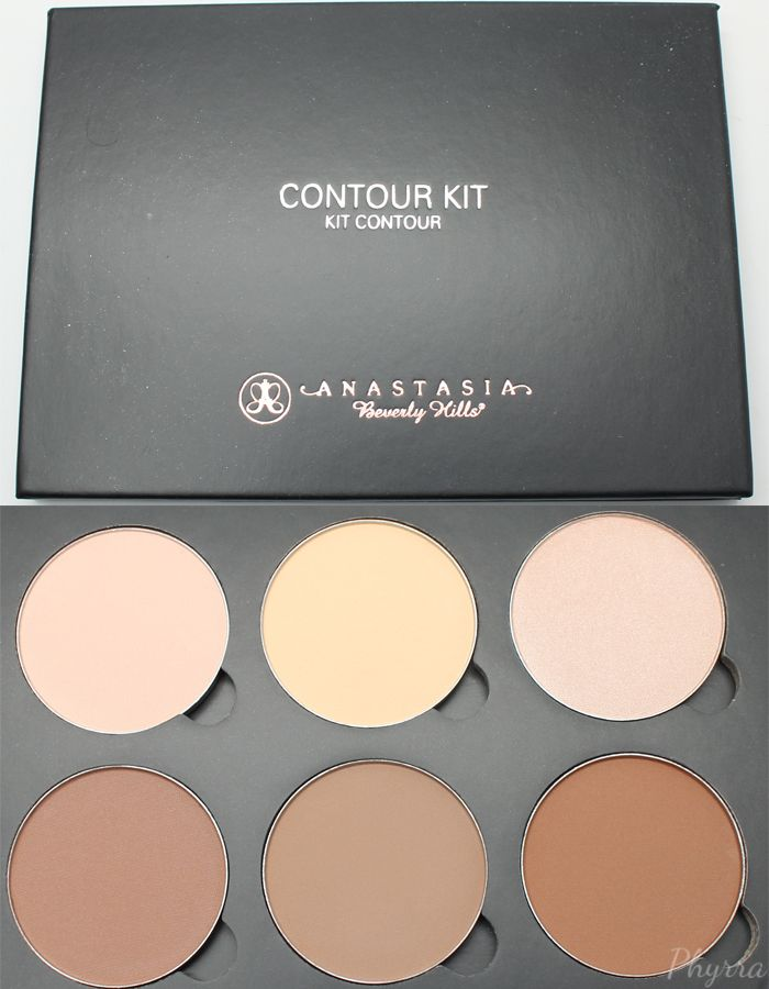 Contour Kits For Pale Skin Anastasia Beverly Beverly