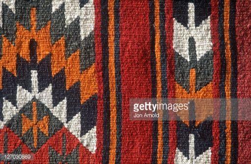 Bedouin Carpet Madaba Jordan
