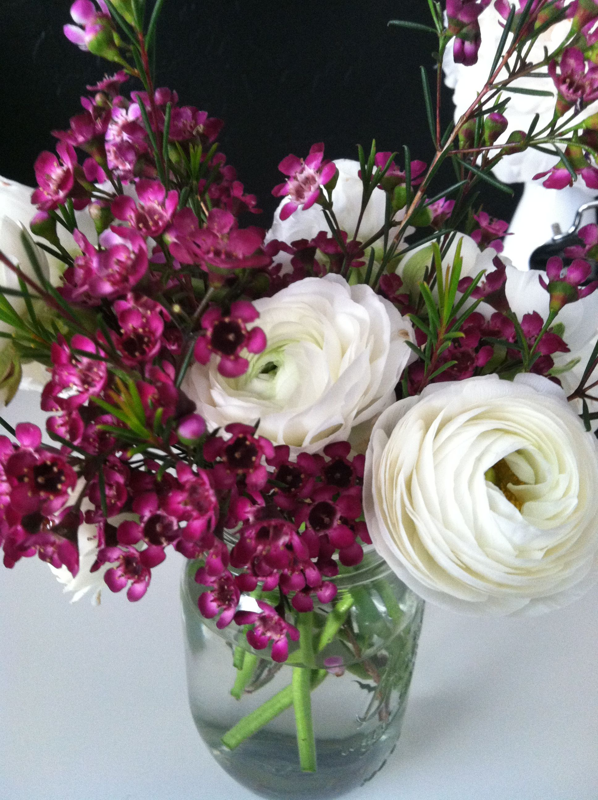 trader joes pretties Flower Arrangements Pinterest