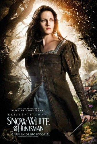 Snow White And The Huntsman Photo Swath New Poster Snow White Movie Huntsman Movie Snow White Huntsman