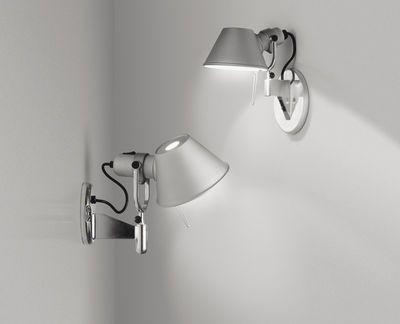Außergewöhnlich Wandleuchte Tolomeo Faretto, Aluminium Von Artemide Finden Sie Bei Made In  Design, Ihrem Online Shop Für Designermöbel, Leuchten Und Dekoration.