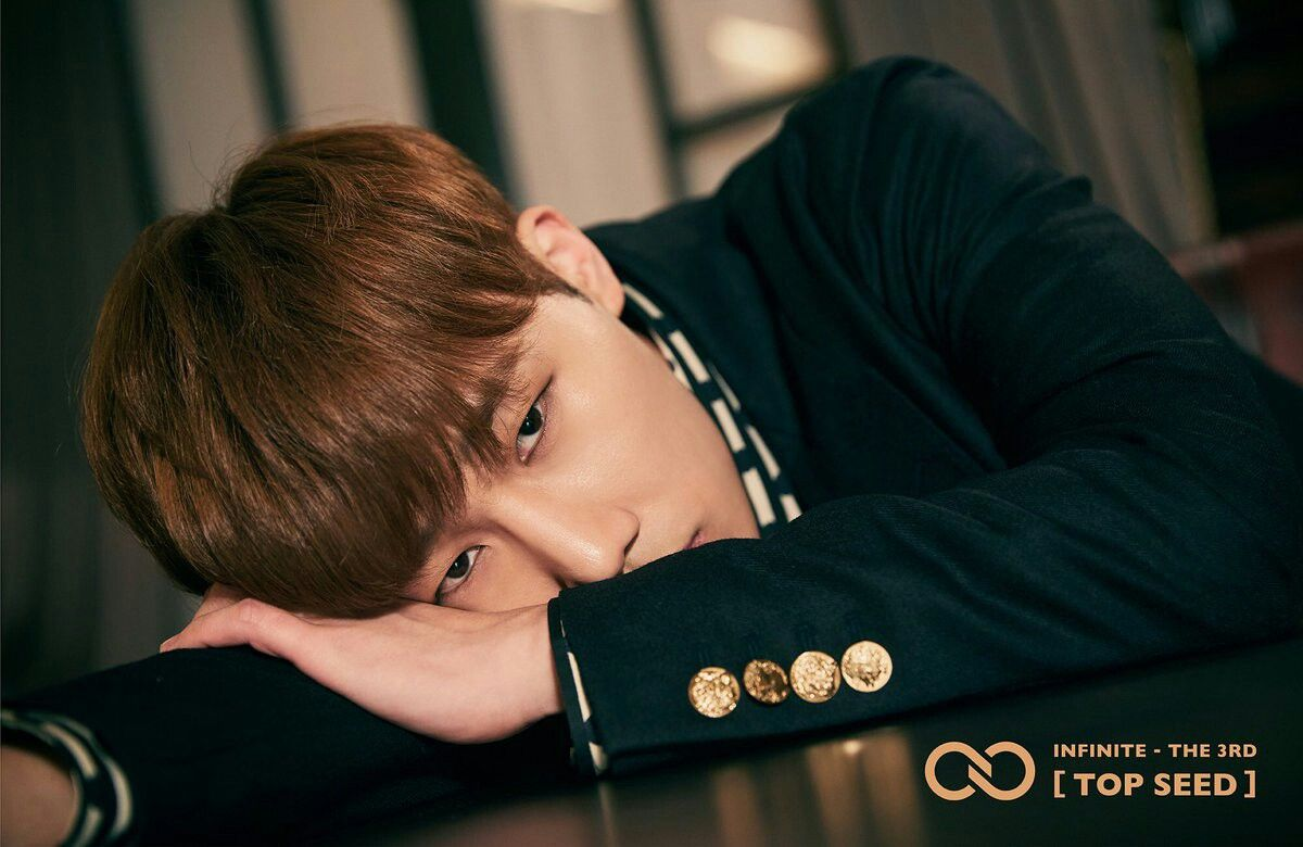[#INFINITE] #인피니트 #THE_3RD #TOP_SEED #SUNGKYU #PHOTO #TEASER #인피니트 #INFINITE #성규 #SUNGKYU