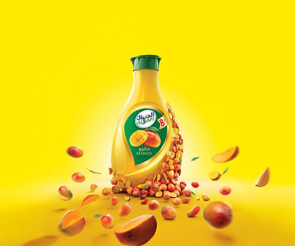 Al Safi Promo Campaign On Behance In 2021 Food Graphic Design Creative Ads Creative Design