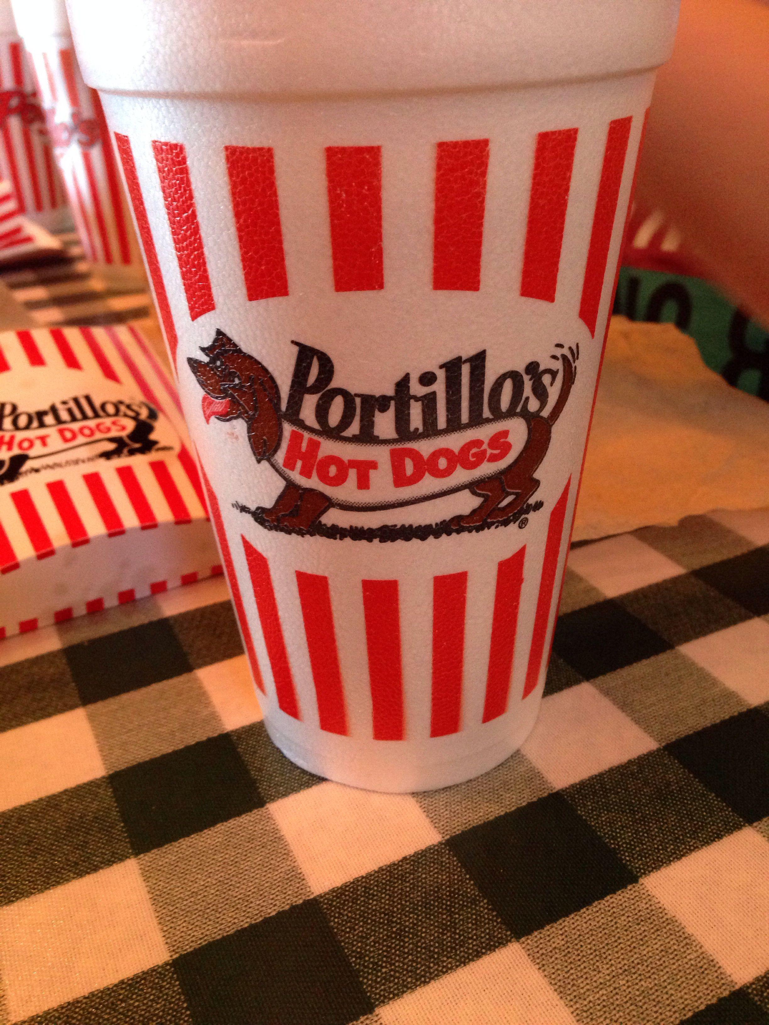 Portillo S In Batavia Illinoise Yummo Glassware Batavia Tableware