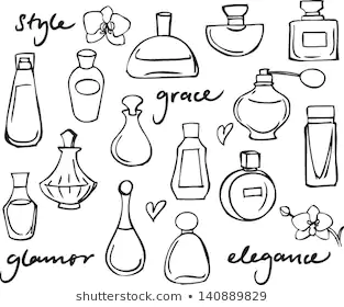 Photo of Perfume Bottle Draw Images, Stock Photos & Vectors – Homemade Tattoo 2020