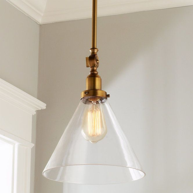 Check out Industrial Triangle Shade Pendant from Shades of Light ...