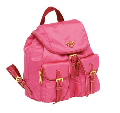 74ad29302d44 throwback | Prada nylon backpack | GIMME GIMME | Prada backpack ...