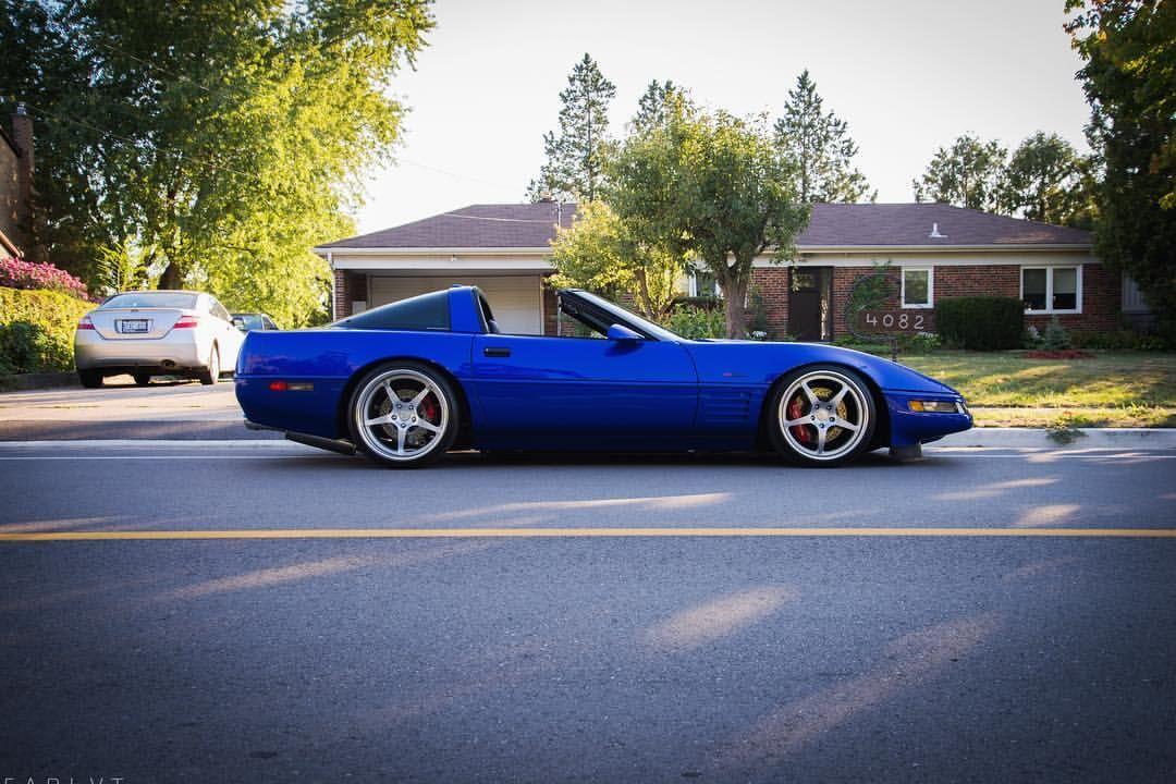 Sideshotsaturday Of The Zr 1 Zr 1 Zr1 Lt5 Chevy Corvette