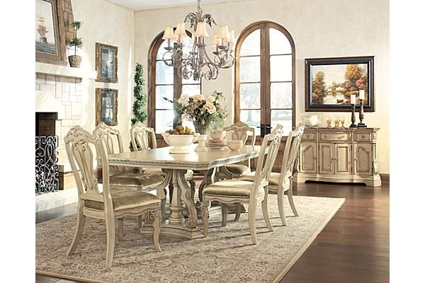 The Ortanique Dining Room Server From Ashley Furniture Homestore Unique Dining Room Sets Ashley Furniture Design Ideas