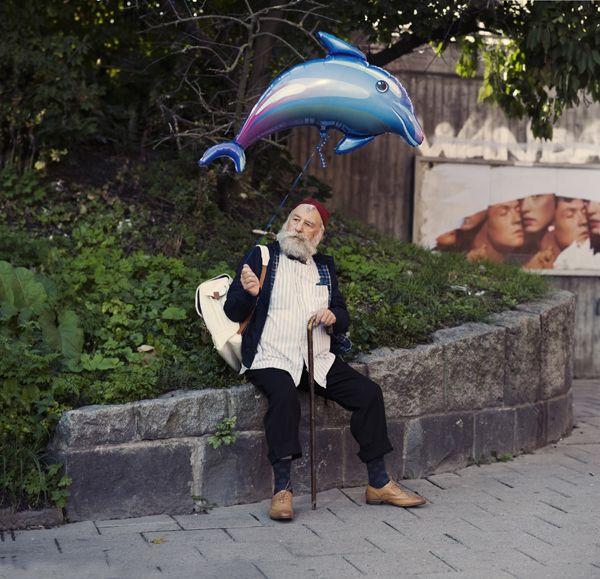 """""""Balloon Man's Last Walk"""" - Viktor Gårdsäter"""