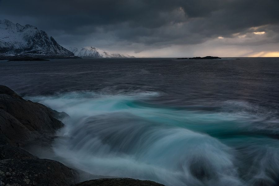 Storm is Coming Come the Blessed Madness by Ramunas K Fishermang #xemtvhay