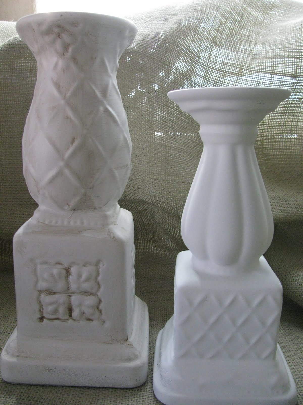 Tutorial On How To Repaint Glazed Ceramic Items Great Way