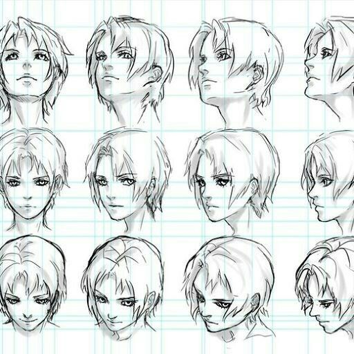 Anime Face Angle Chart Google Search Face Angles Art Reference Poses Face Drawing
