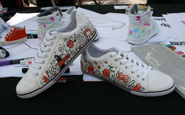 Custom Kicks - pair 2 | Custom shoes