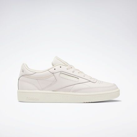 Reebok Shoes Women's Club C 85 Shoes in Pale PinkChalkPale