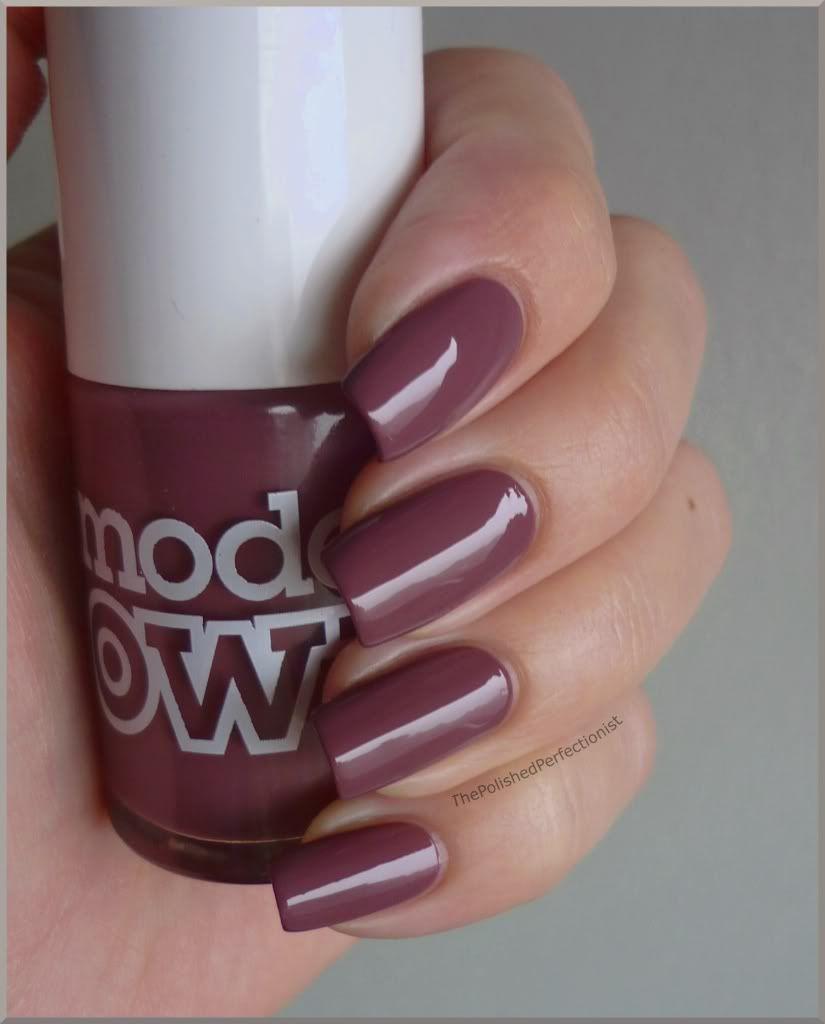 Models Own Purple Ash Nail Polish Nail Inspo Nails