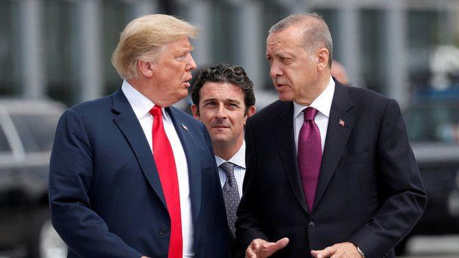 US-Pastor nur Vorwand: USA wollen mit Sanktionen Türkei politisch auf Linie bringen — #interessen
