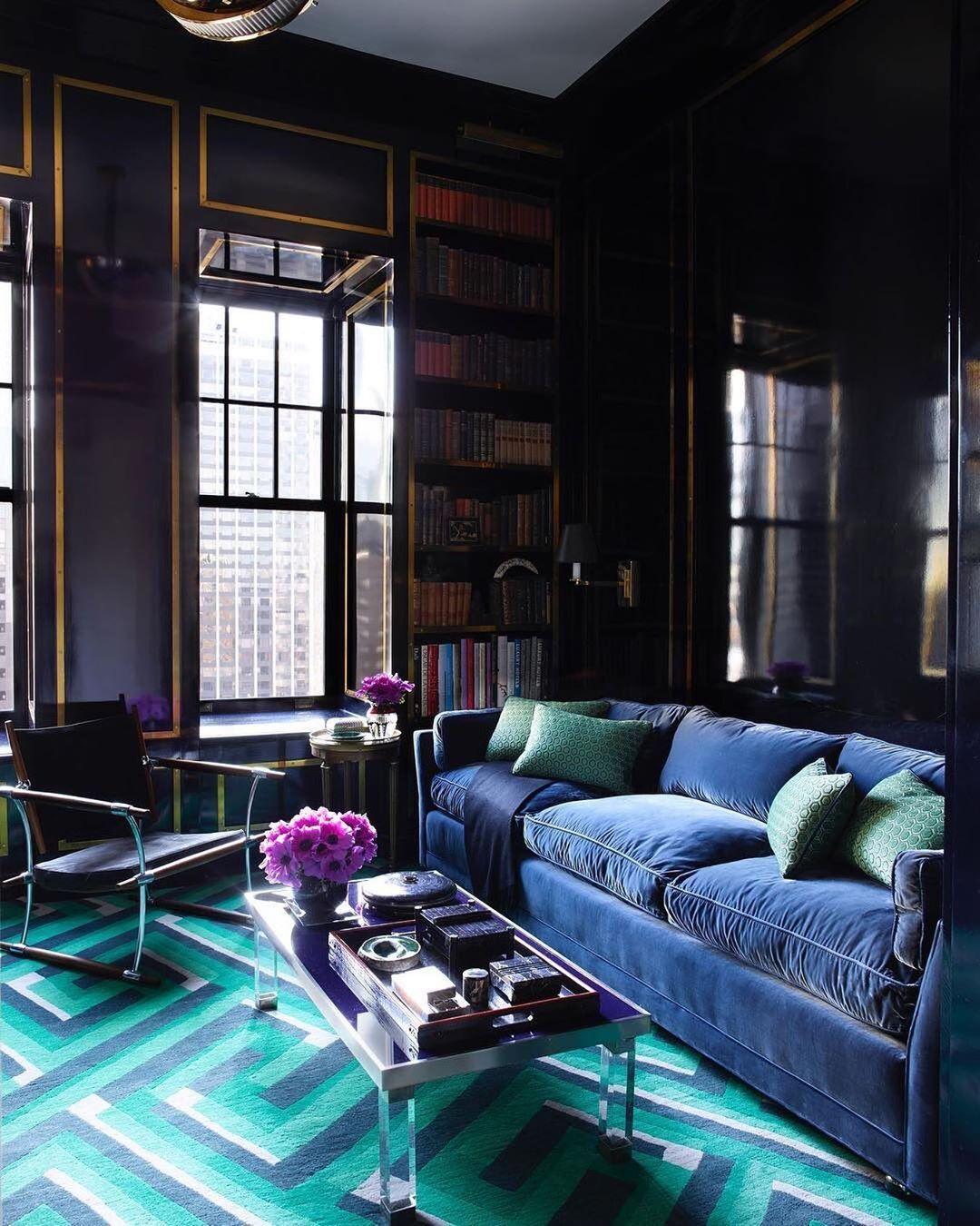 """Elle Decor Interior Designers elle decor on instagram: """"interior designer @alisa_bloom's"""