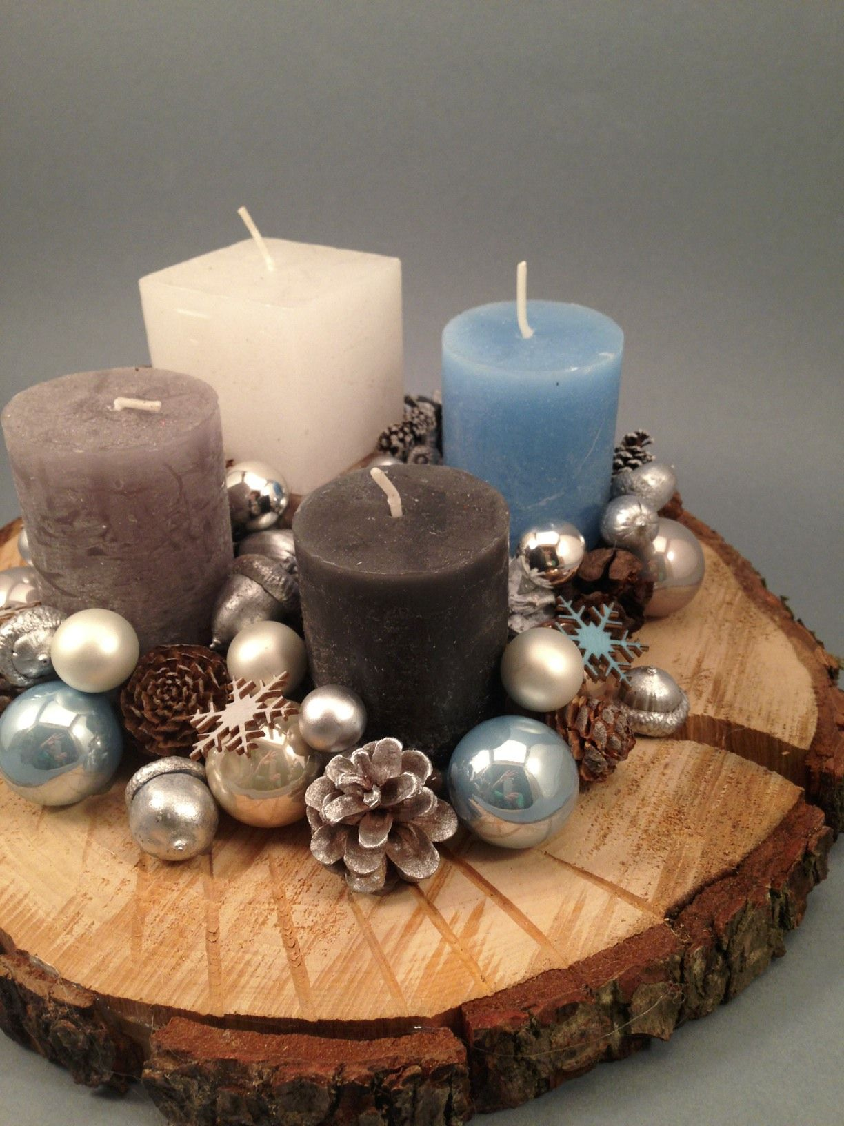 advent wreath nice color combination wanted. Black Bedroom Furniture Sets. Home Design Ideas