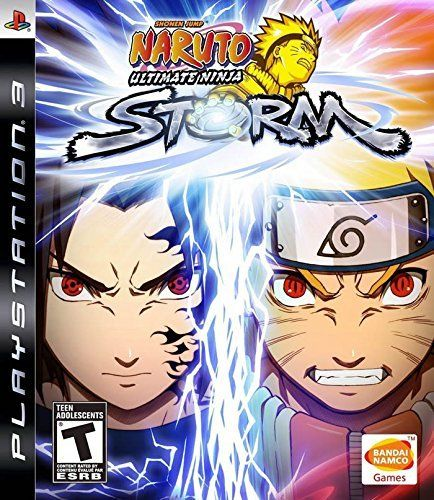 Featured Anytime Video Game: Naruto Ultimate Ninja Sto... - PS3 Pre-Owned: $13.37: Goodwill Anytime featured item:… Free Standard Shipping