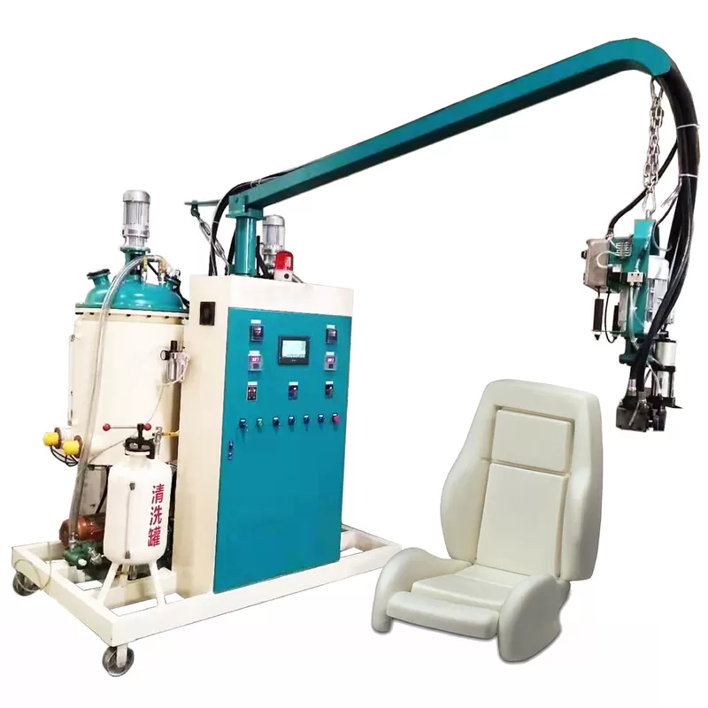 Car Seat Making 80g S Low Pressure Pu Foaming Machine In 2020 Low Pressure Car Seats Sound Insulation