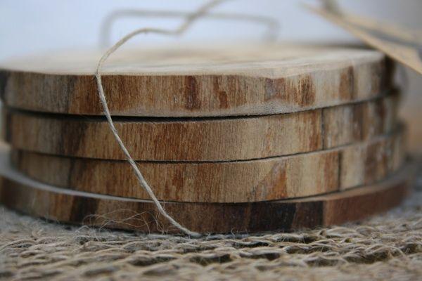 Wooden Coasters, Wooden Diy, Diy