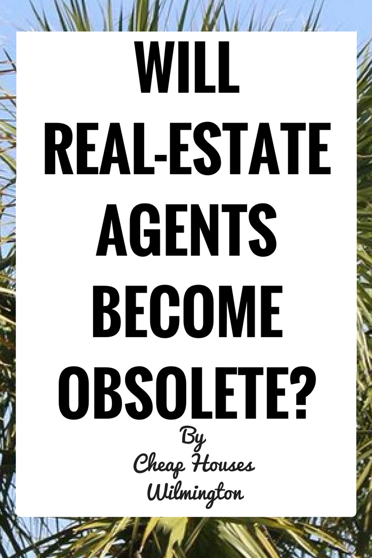 With apps like Zillow, Redfin, and Trulia, I am often