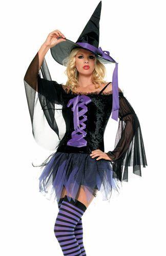 disfraces de halloween brujitas