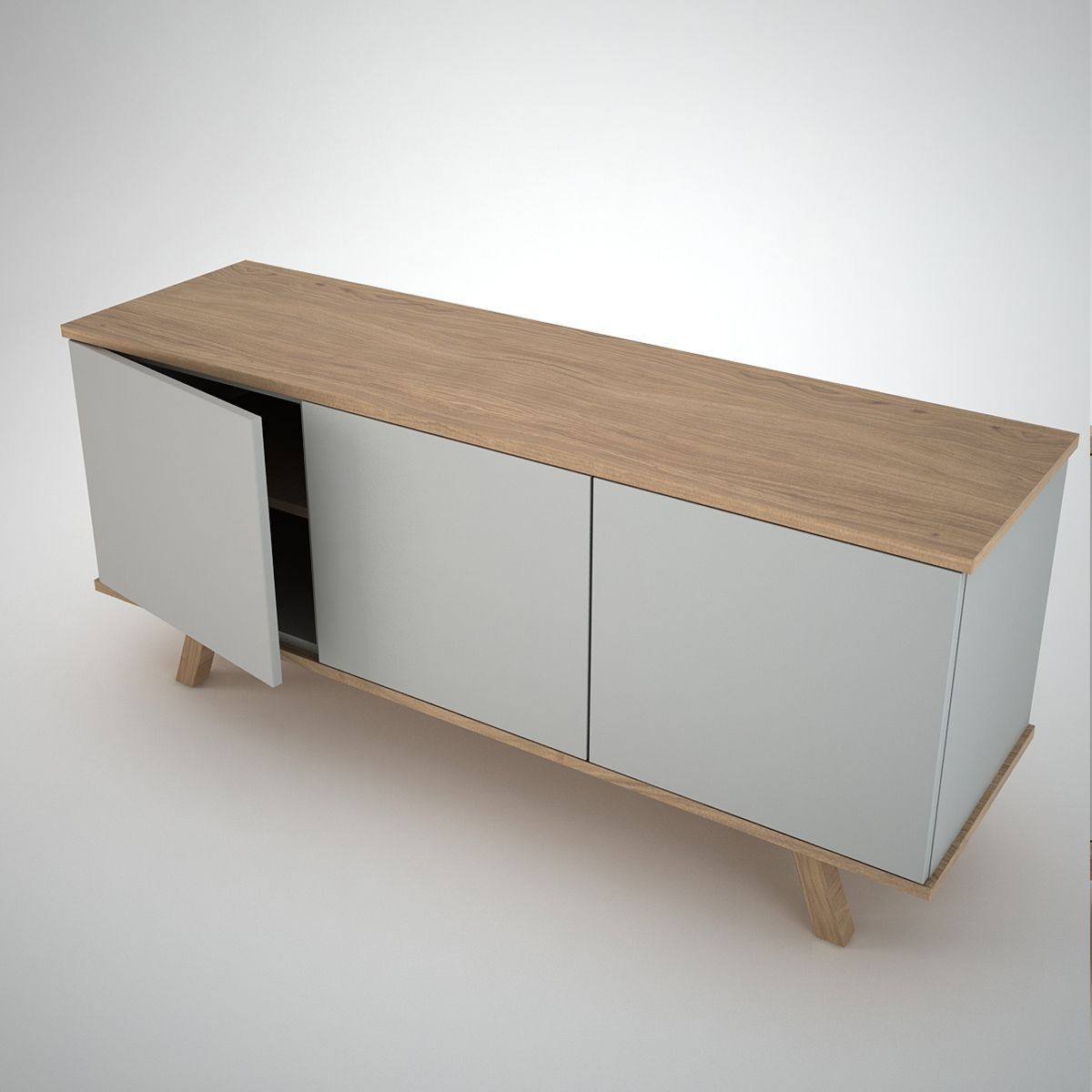 Join Furniture Ottawa Contemporary Sideboard Decora O Pinterest Scandinavian And House