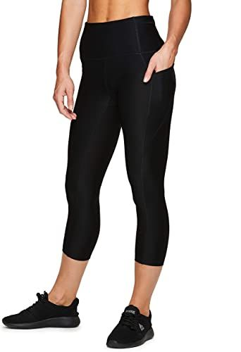 Photo of New RBX Active Women's Plus Size Stretch Ankle/Full Length Workout Running Gym Yoga Leggings online – Toptrendygroup