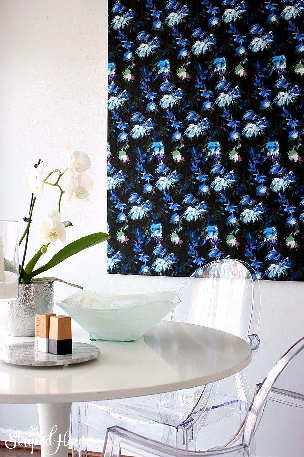 Big & Bold DIY Fabric Art