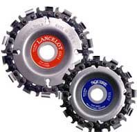 Lancelot Carving Disc chainsaw blades for your angle grinder