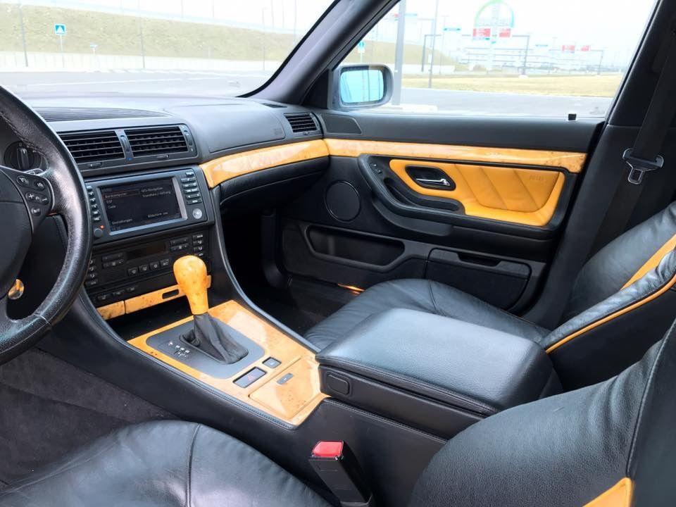 bmw e38 individual interior bmw e38 pinterest bmw