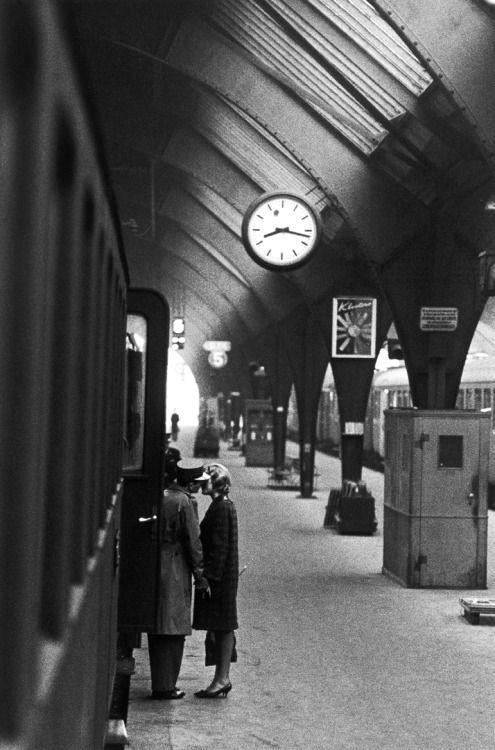 Enzo Sellerio :: Zurich, 1961
