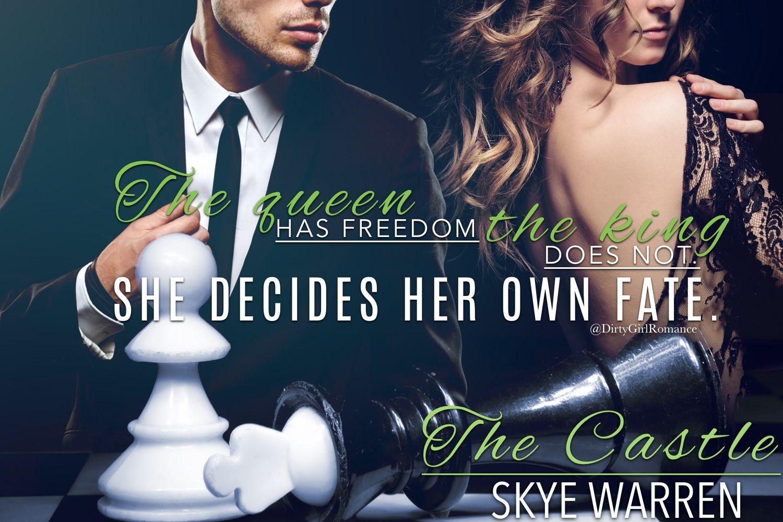 The Castle (endgame, 3) By Skye Warren #dirtygirlromance