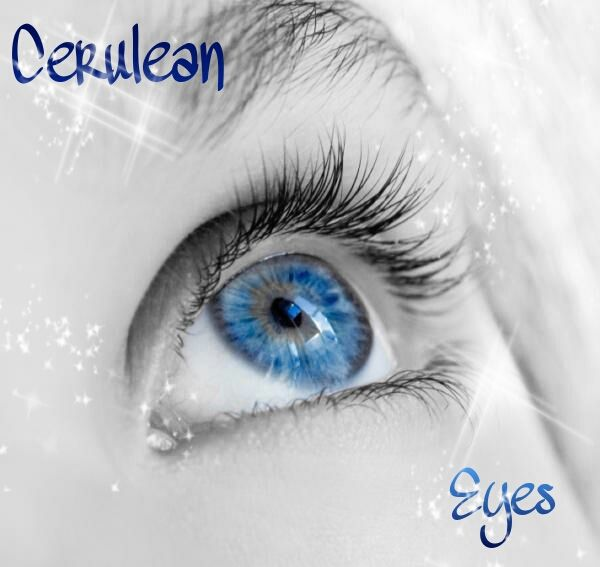 Cerulean Eyes Woow Blue Eye Color People With Blue Eyes Eye Color
