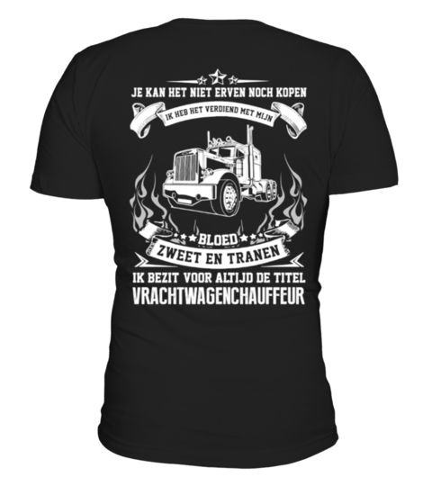 """# VRACHTWAGENCHAUFFEUR .  VRACHTWAGENCHAUFFEUR Buy yours now before it is too late!  Secured payment via Visa / Mastercard / Amex / PayPal  How to place an order Choose the model from the drop-down menu Click on """"Buy it now"""" Choose the size and the quantity Add your delivery address and bank details And that's it!  tag: papi dad pop vader babbo father papa dad padre daddy pai daddio padre papal pere babbo pop pai"""