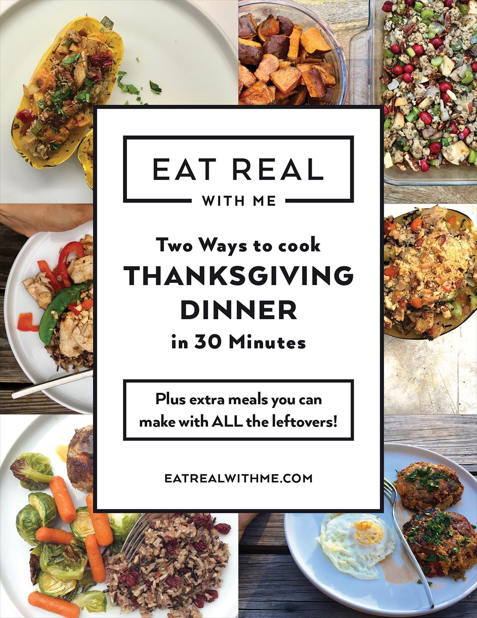 World S Fastest Way To Cook Thanskgiving Dinner Plus Leftover Makeover Meals Easy Dinner Recipes Dinner Dinner Recipes