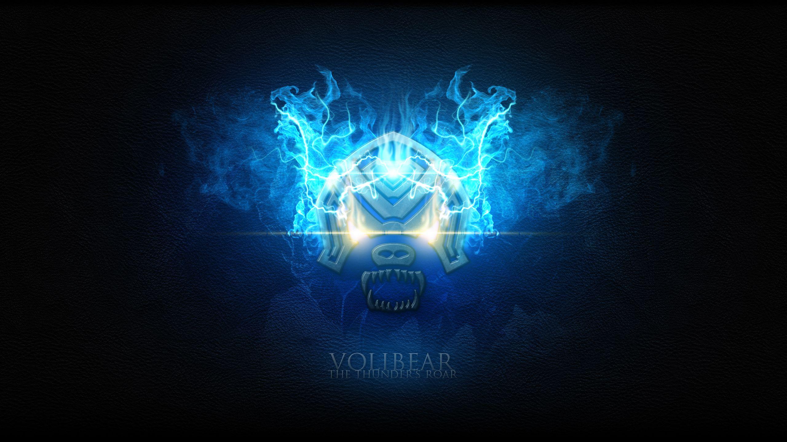 Volibear League Of Legends Wallpapers HD 1920x1080