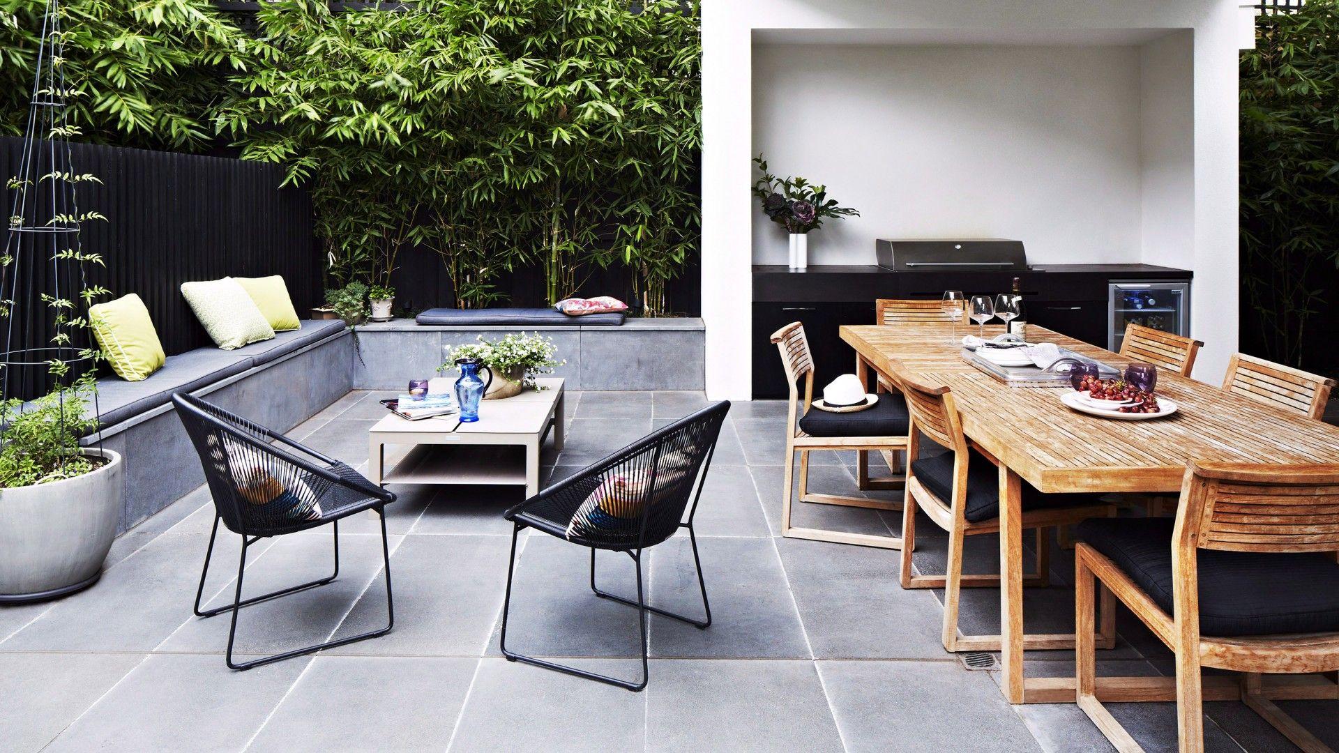Ben Scott Garden Design Melbourne | small garden spaces | Pinterest ...