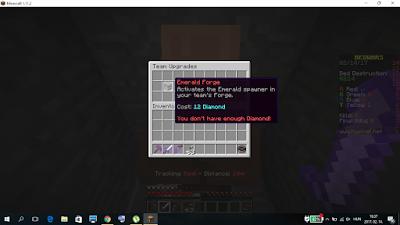 Minecraft Hypixel Bedwars Minecraft