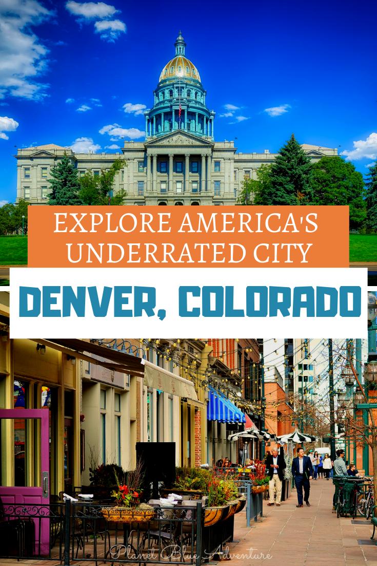 Explore America S Underrated City Denver Explore America Travel Usa Southwest Travel