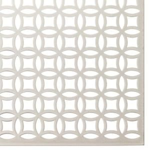 M D Building Products 1 Ft X 2 Ft Satin Nick Elliptical Aluminum Sheet 57010 Aluminium Sheet Custom Radiator Cabin Kitchens