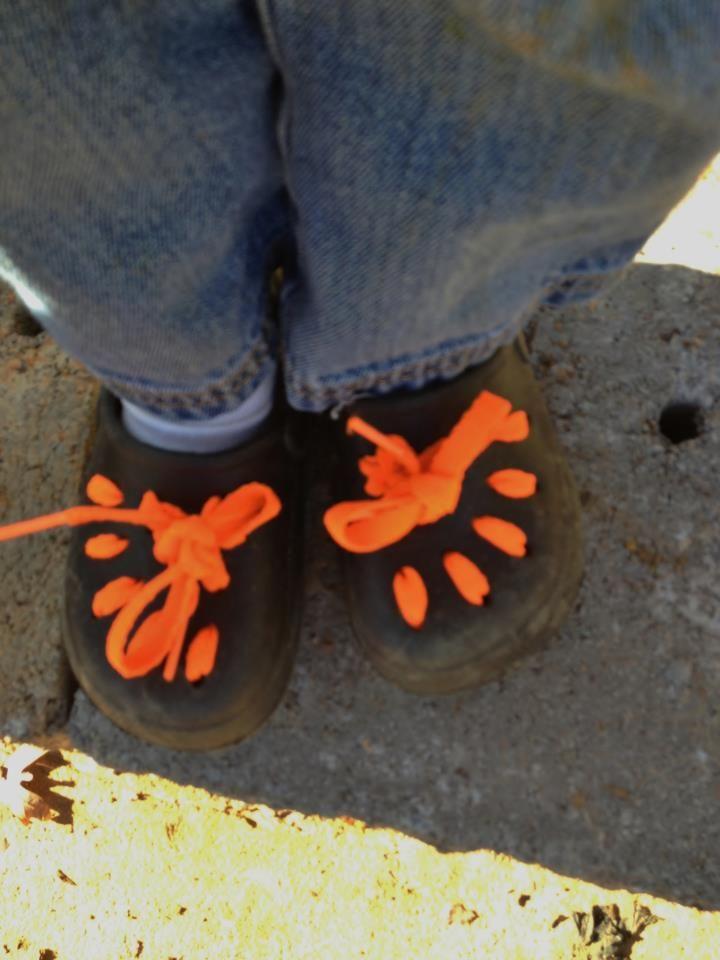 Dress up your crocs remix shoes shoe laces baby shoes
