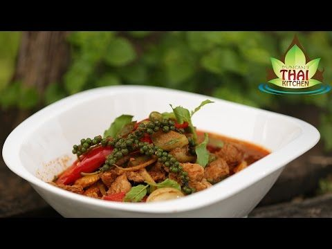 Thai food jungle pork curry recipe youtube food videos thai food jungle pork curry recipe youtube forumfinder Gallery